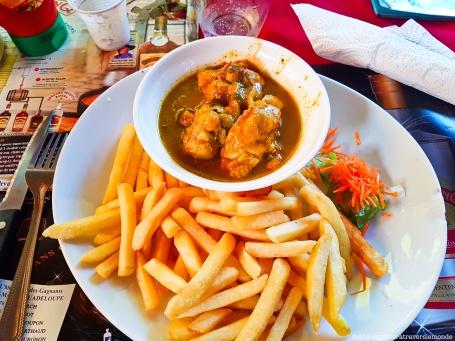 deshaies - colombo de poulet