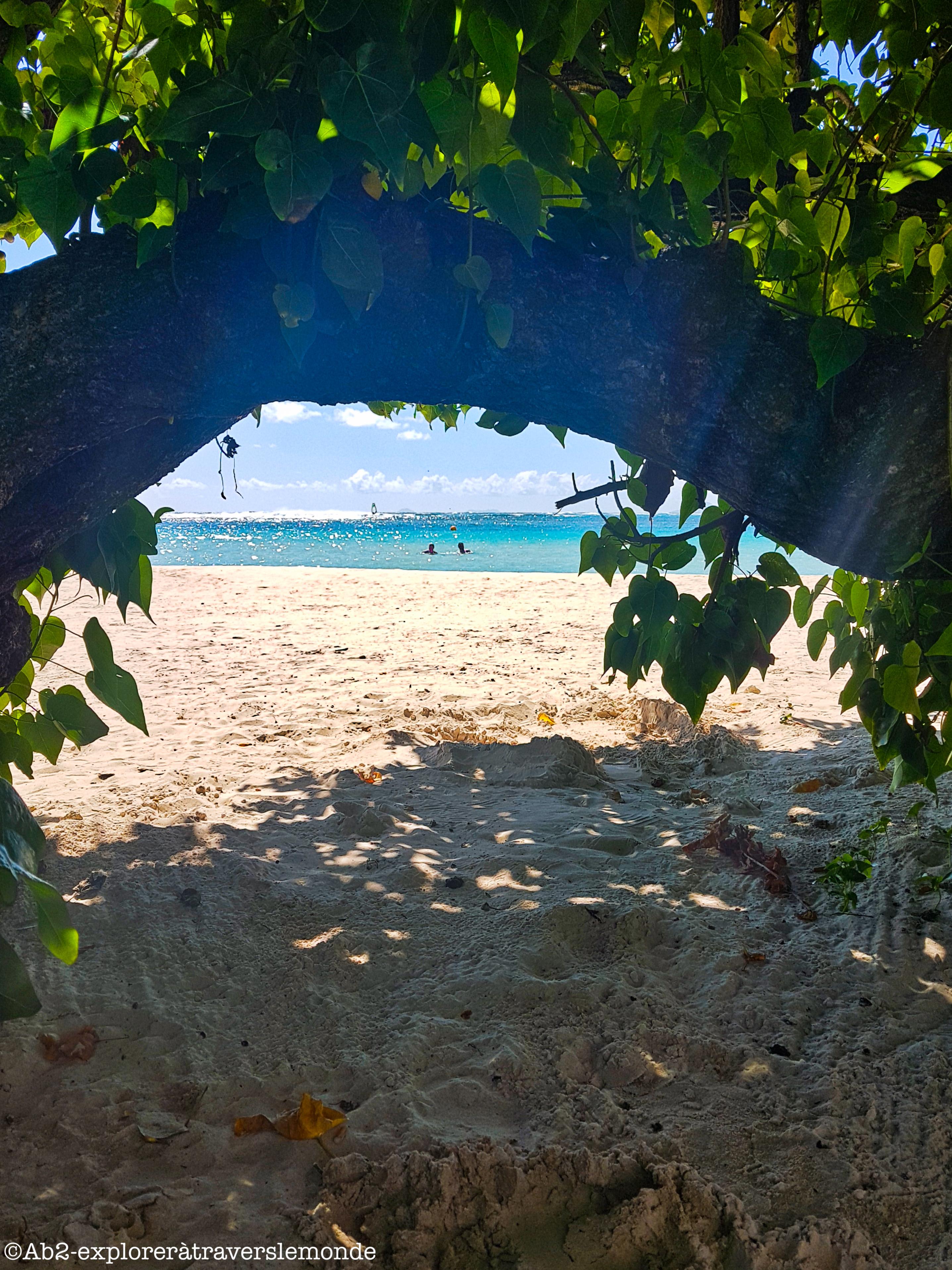 sainte-anne - plage