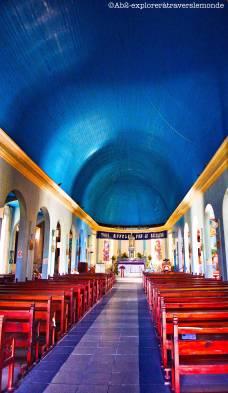 marie-galante - intérieur de l'église