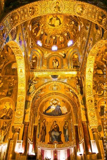 Chapelle palatine de Palerme