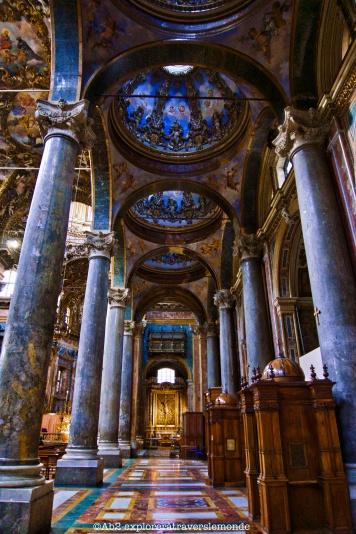 San Giuseppe dei Teatini - intérieur
