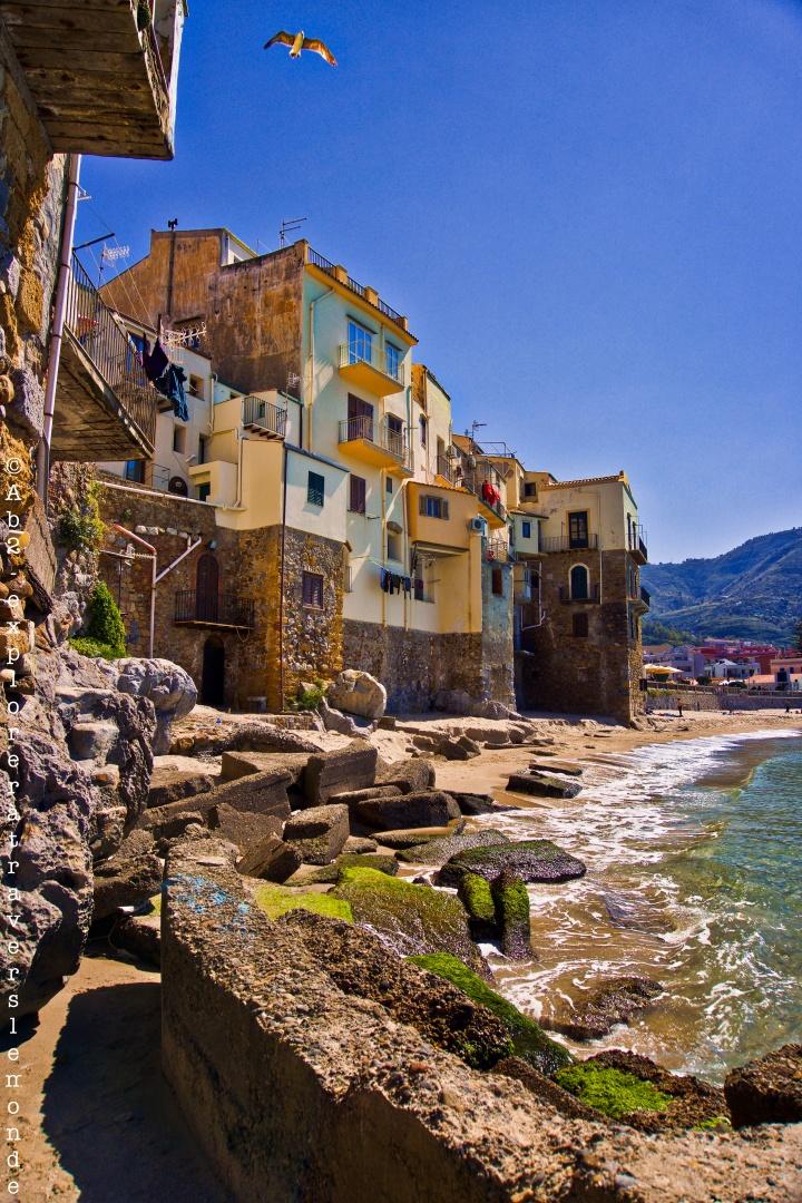 Cefalù Porto Vecchio - plage 2
