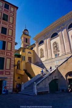 Basilica di Santa Maria Assunta - Arrière du batiment