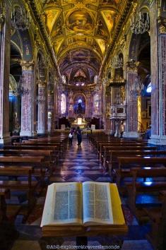 Basilica di Santa Maria Assunta - intérieur
