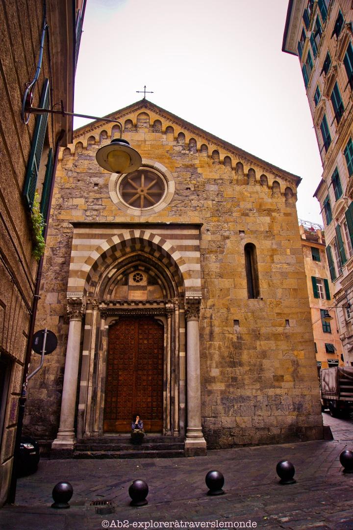 Église San Donato de Gênes