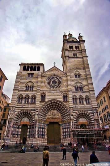 Cathédrale de Gênes