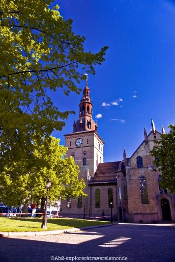 Cathédrale d'Oslo