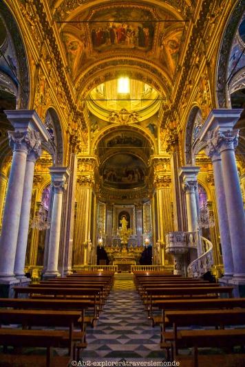 Cathédrale - intérieur