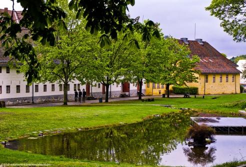 Château d'Akershus - soldats