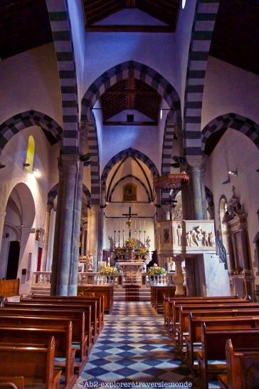 Eglise Santa Giovanni - intérieur
