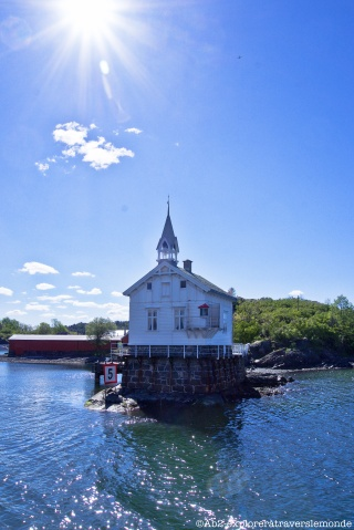 Fjord - église