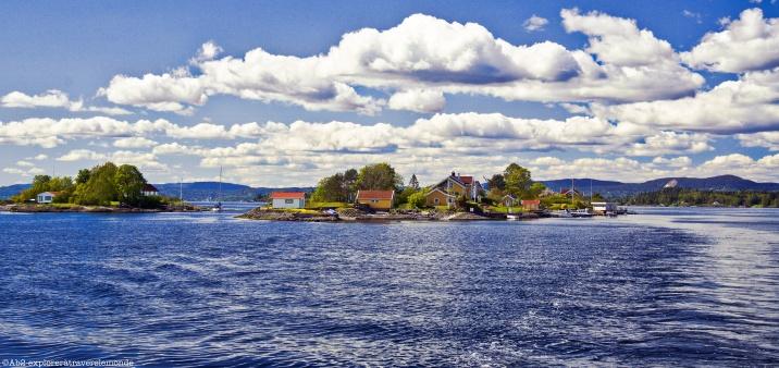 Fjord - ilôt village