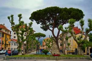Les rues de Lavagna