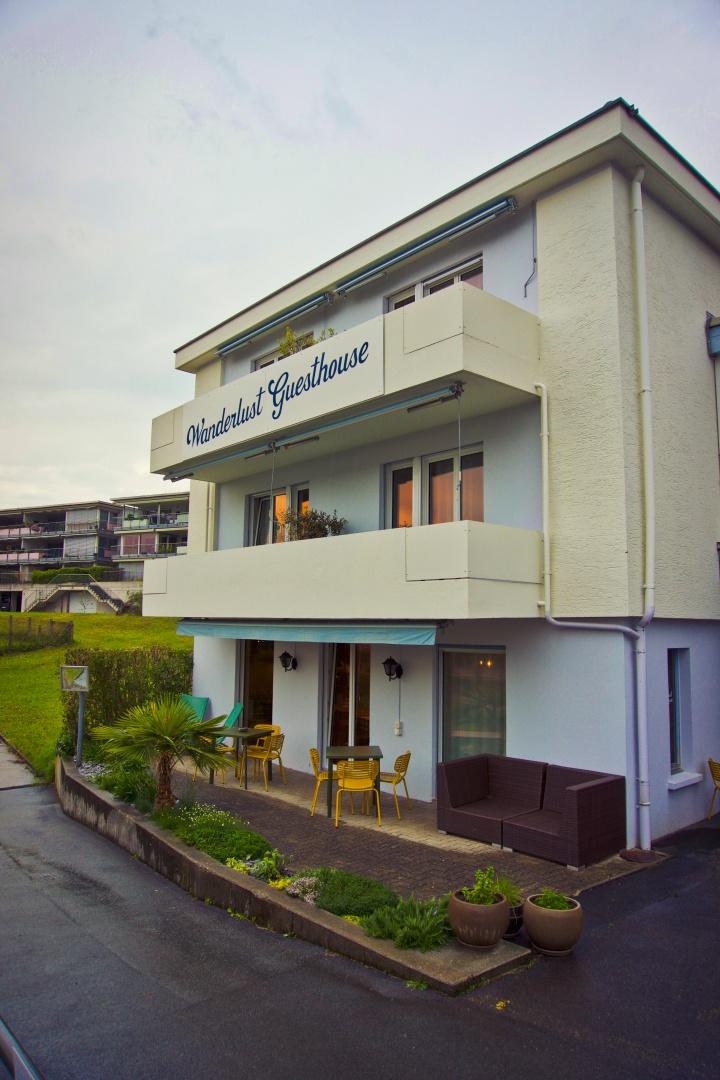 L'hôtel Wanderlust