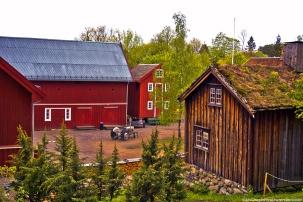 Musée du folkore - ferme