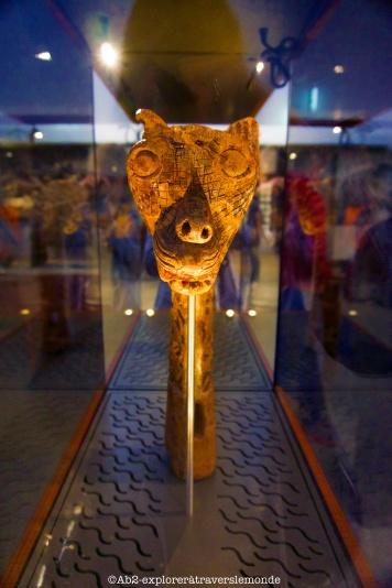 Musée Viking - animal 3