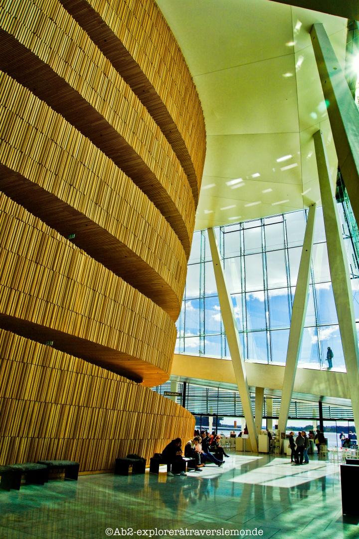Opéra - intérieur