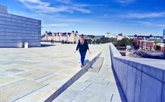Opéra sur les toits