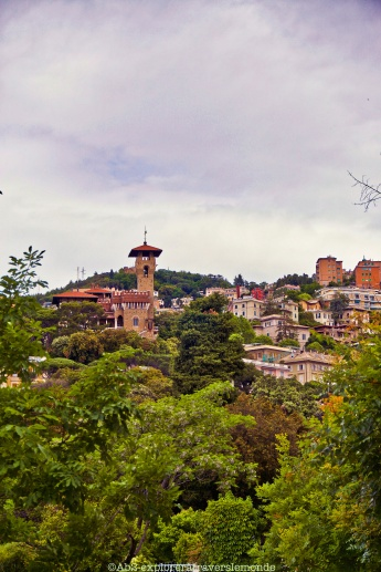Point de vue du Belvedere di corso Carbonara