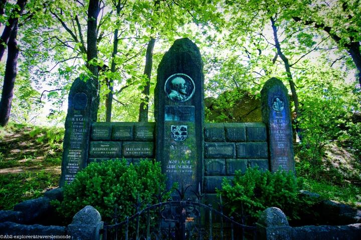 Quartier - cimetière