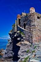 Ruines de l'ancien chateau