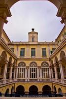 Université de Gênes en hauteur