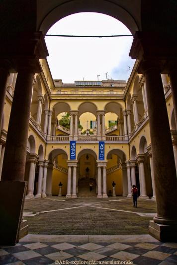 Université de Gênes