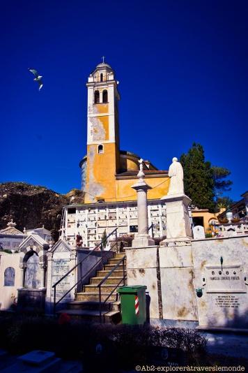 Chiesa di San Giorgio - cimetière