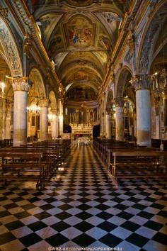 Chiesa di San Martino - intérieur de l'église