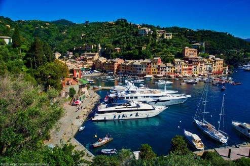 La ville de Portofino