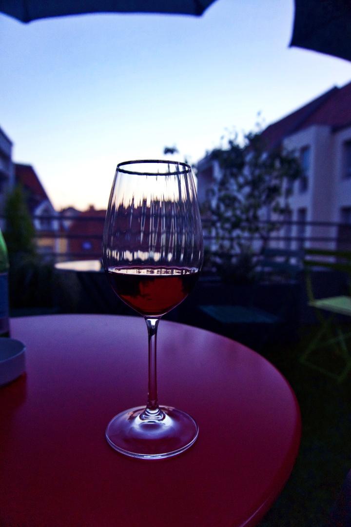 Terrasse - Vin