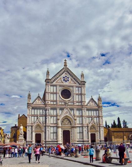 Basilique Santa Croce de Florence