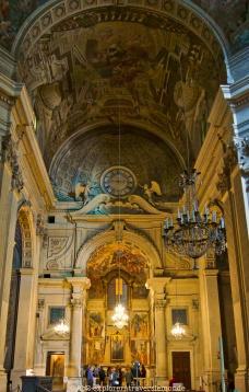 Église Santa Maria del Carmine - Chapelle