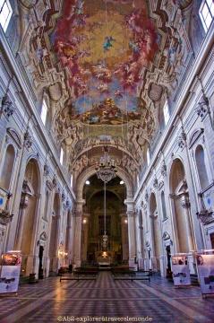 Église Santa Maria del Carmine - intérieur