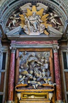 Église Santa Maria del Carmine - Tableau 3