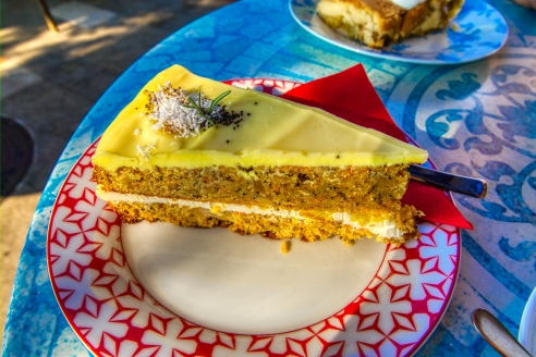 Herceb Novi - Peters Pie & Coffee - Cake Carott