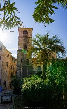 Kotor - centre ville cathédrale