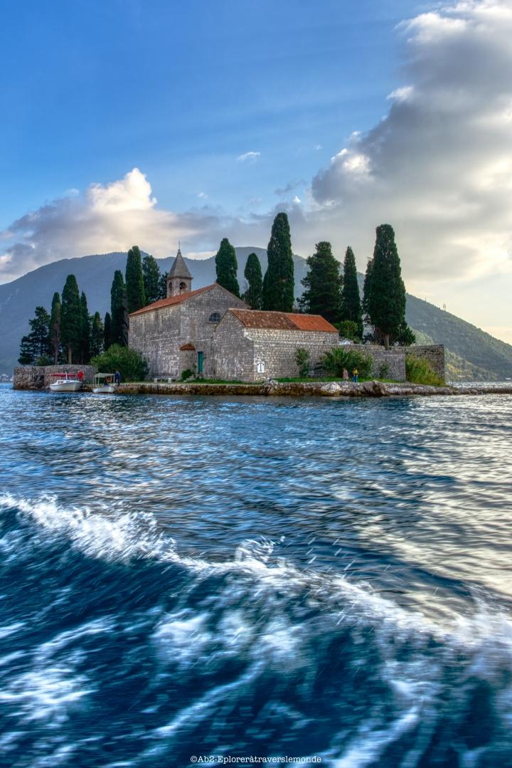 Perast - Ile de Kotor